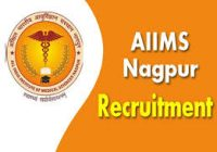 AIIMS, Nagpur Jobs 2020